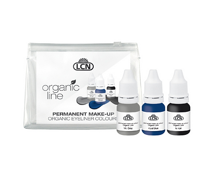 LCN - Permanent Make-up Eyeliner Colour Set Organic Line