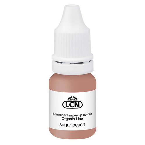 "LCN - ""Organic line"" sugar peach 10 ml"