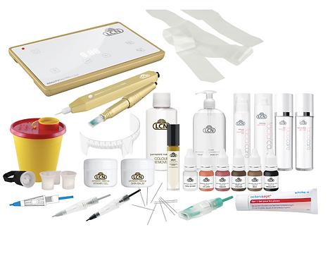 LCN - Startset Beauty Pad Professional Kit