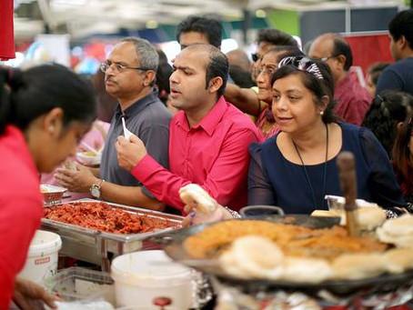 Indian Flavours Flourish in Lands Far, Far Away