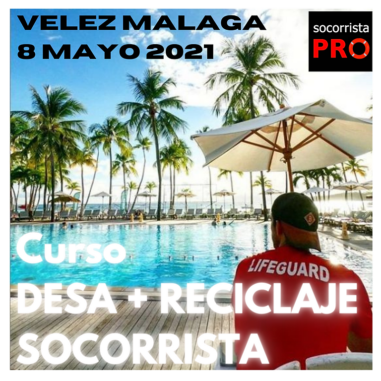 CERTIFICADO RECICLAJE Vélez Málaga - Formación continua socorrista acuático