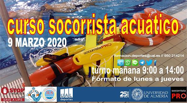 curso_socorrista_UAL_mañana_9_marzo_2020