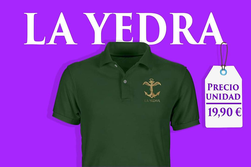 Polo Hdad de la Yedra