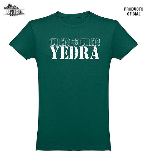 """Camiseta """"100% Yedra"""""""