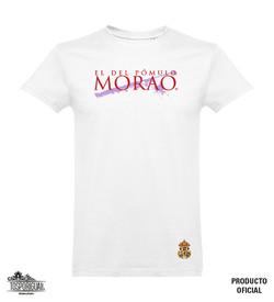 29 Camiseta Blanca El del pomulo morao e
