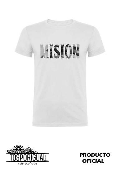 Camiseta Misión BN
