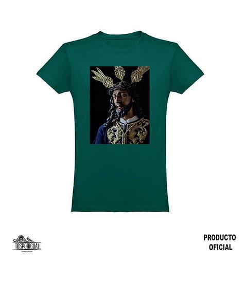 "Camiseta ""Cristo""-Verde"