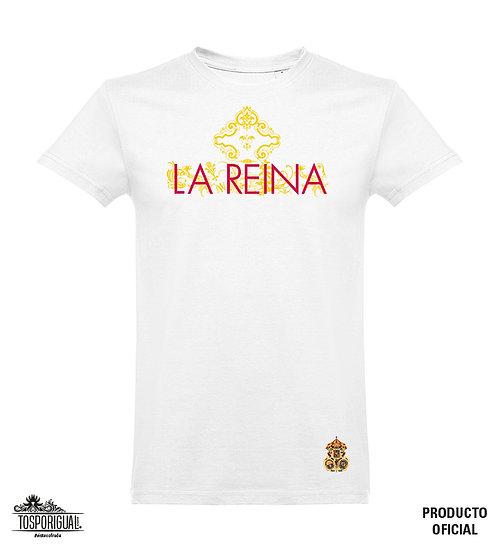 "Camiseta ""La Reina"""