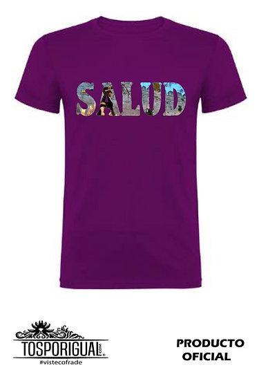 Camiseta SALUD