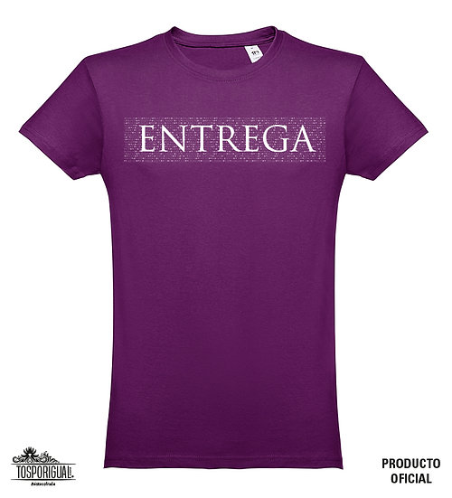 "Camiseta ""Entrega"""