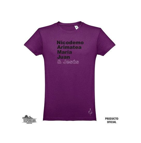 """Camiseta """"Misterio"""""""