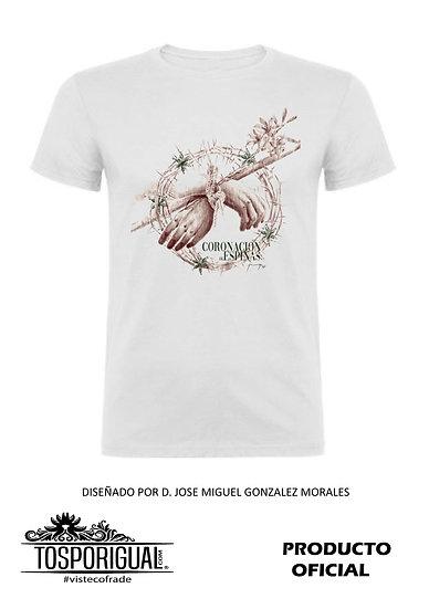 Camiseta Coronación