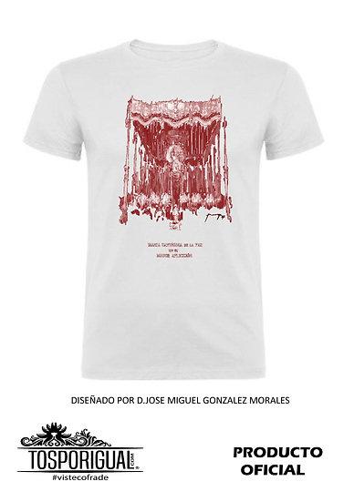 Camiseta Coronación Palio Blanca
