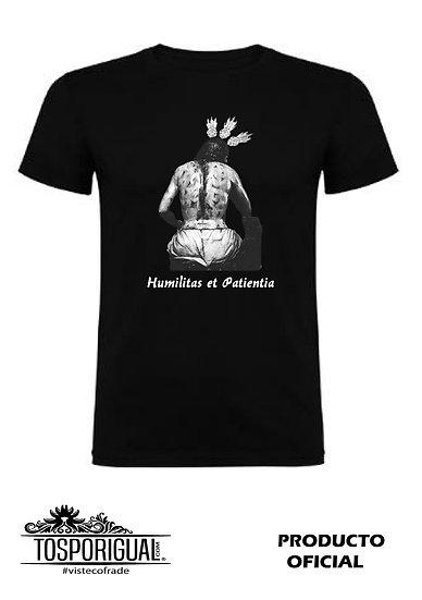 Camiseta Humildad y Paciencia Mod1