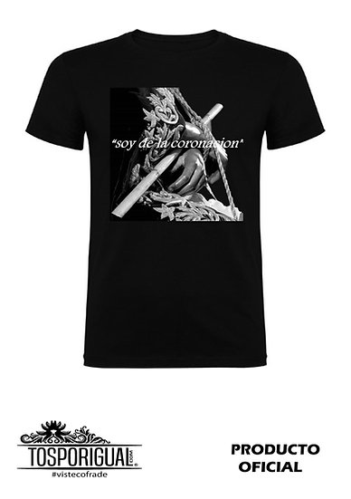 """Camiseta """"Soy de la Coronación"""""""