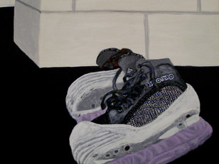 Shoes (Skates) That Tell a Story