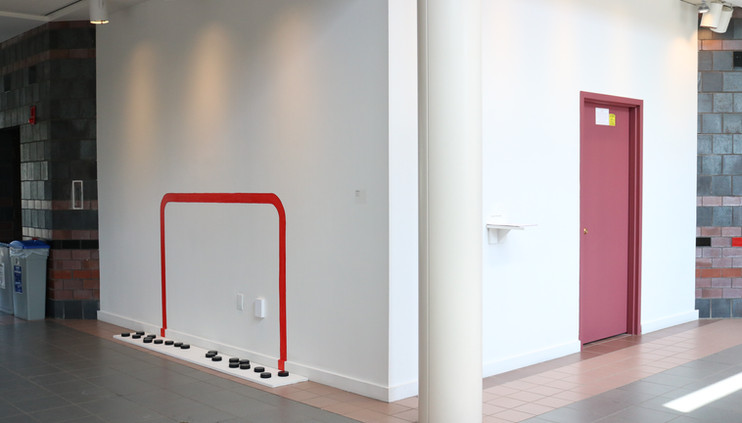 warm, performance installation, 2019