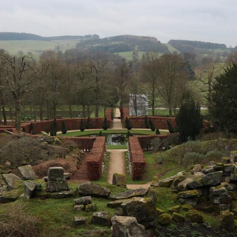 mind palace research, Chatsworth House UK, 2019