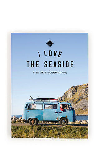 The surf & travel guide to Northwest Europe