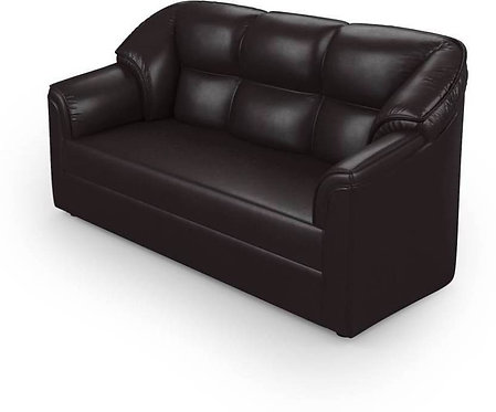 Manhattan Brown - 3 Seater Sofa