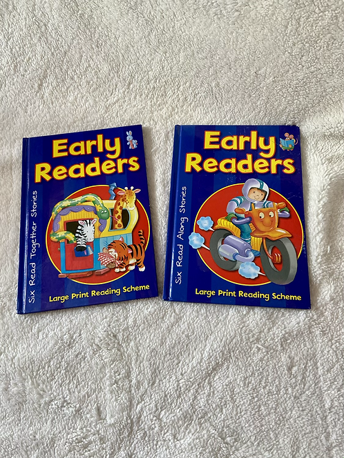 Early Readers Books
