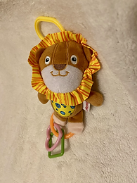 Nuby Lion Teether