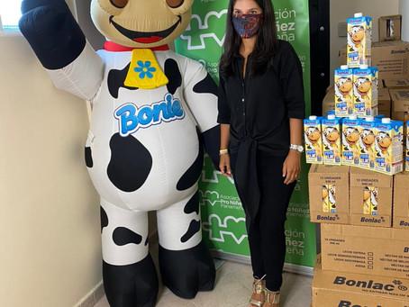 288 jóvenes y adultos de casa hogares en Panamá fueron beneficiados por donaciones de Bonlac.