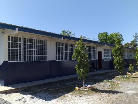 Fundación sus Buenos Vecinos dona becas y expande los dormitorios de la escuela María Mercedes Pérez