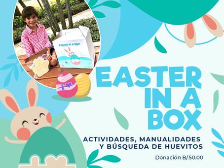 Easter in a Box - ¡Todo lo que necesitas para pasar tu pascua!