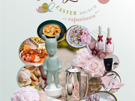 EASTER BRUNCH EXPERIENCE - 2021
