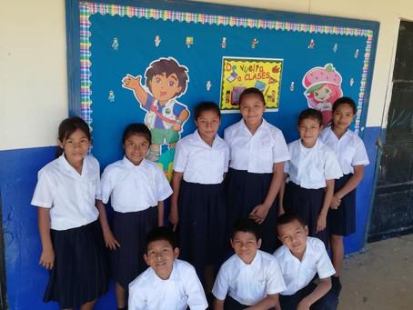 +5000 estudiantes iniciaron el Año Escolar 2020 en las 75 escuelas de Cañazas y Ñürüm