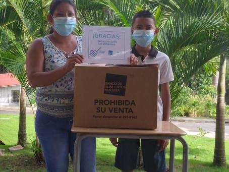 1,000 Personas beneficiadas en la Escuela San Pedro Nolasco