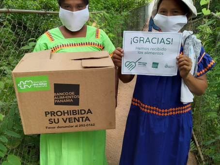 10,000 donaciones entregadas de Cañazas y Ñürüm gracias a Banco de Alimentos  y Capadeso.