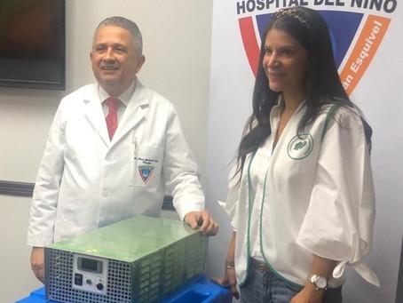 Donación Anual para Hospital del Niño