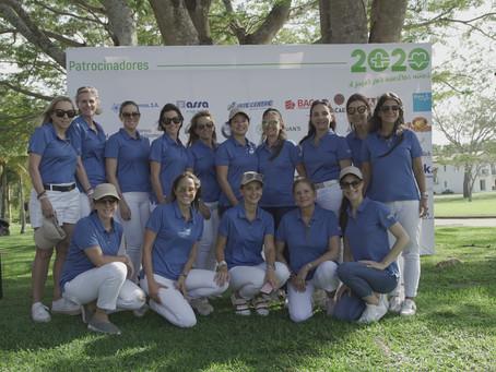 Torneo Anual de Golf 2020 a beneficio de nuestros niños de Cañazas y Ñürüm.