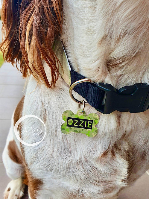 Personalised Dog Tag