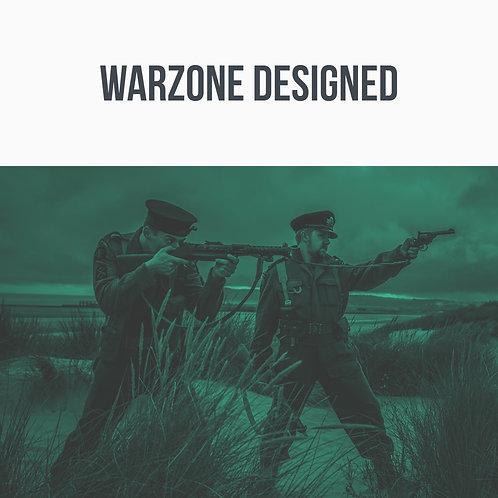 Warzone Designed