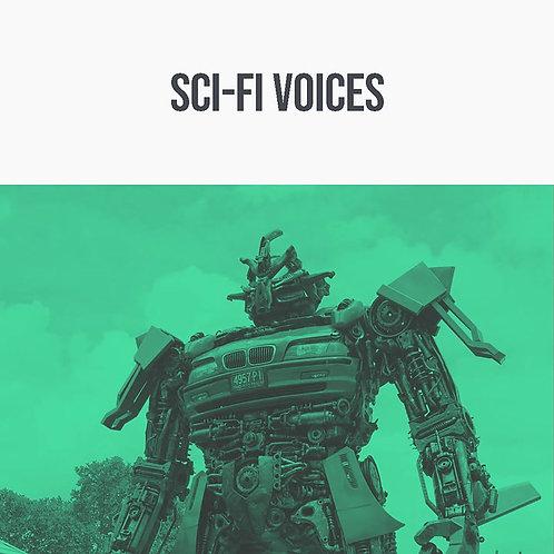 Sci-Fi Voices