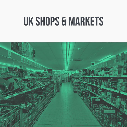 UK Shops & Markets