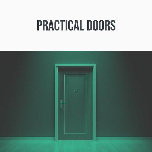 Practical Doors