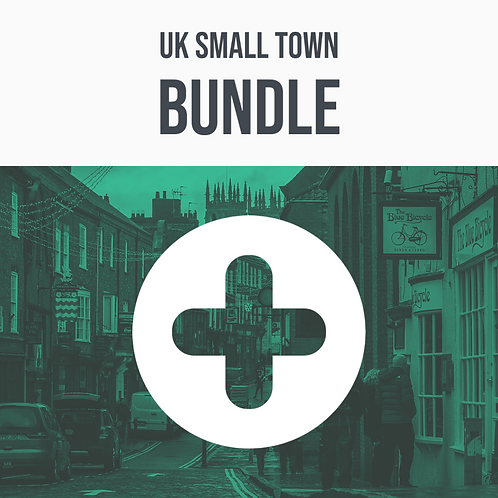 UK Small Town Bundle