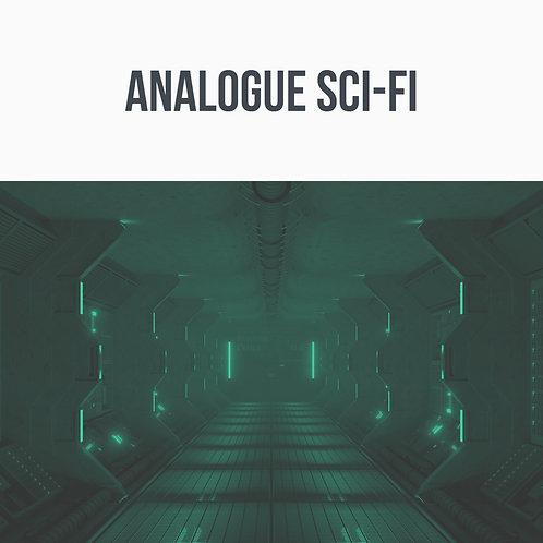 Analogue Sci-Fi