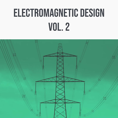 Electromagnetic Design Vol. 2