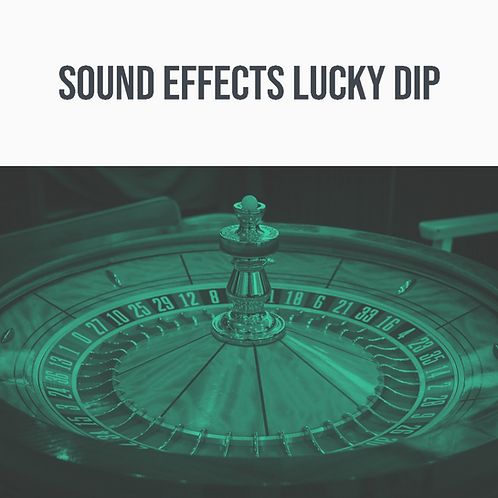 Sound Effects Lucky Dip