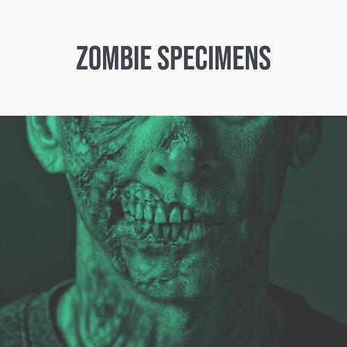 Zombie Specimens