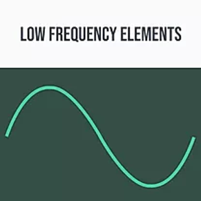 Low Frequency Elements