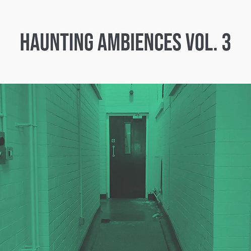 Haunting Ambiences Vol. 3
