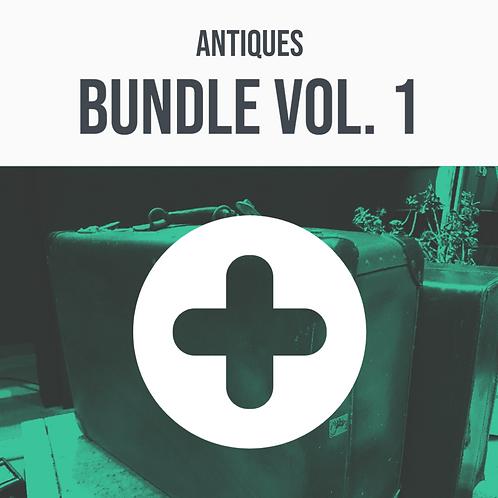 Antiques Bundle Vol. 1