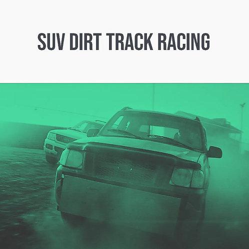 SUV Dirt Track Racing