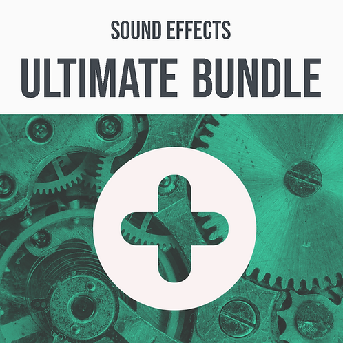 Sound Effects Ultimate Bundle